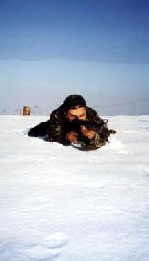 Kuşum Aydının şaşırtan askerlik fotoğrafı galerisi resim 40