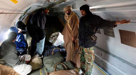 Kaddafinin veliahtı da yakalandı galerisi resim 15