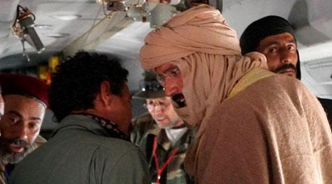 Kaddafinin veliahtı da yakalandı galerisi resim 17