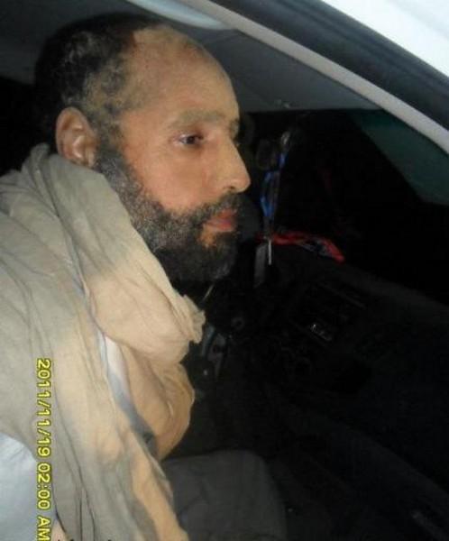 Kaddafinin veliahtı da yakalandı galerisi resim 8