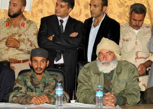 Kaddafinin veliahtı da yakalandı galerisi resim 9