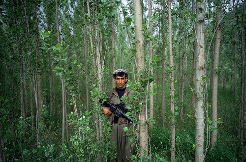 Time fotoğrafçısı PKK kampında galerisi resim 1