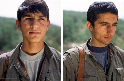 Time fotoğrafçısı PKK kampında galerisi resim 10