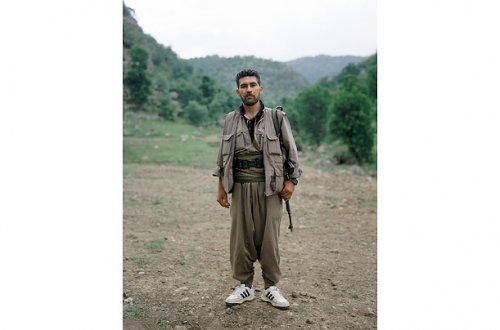 Time fotoğrafçısı PKK kampında galerisi resim 12