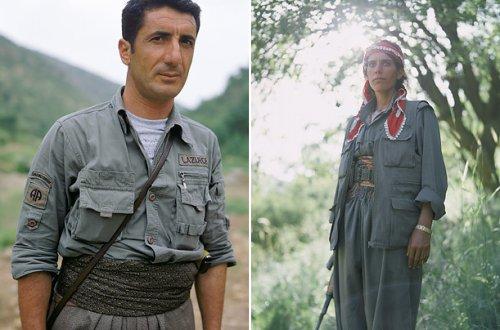 Time fotoğrafçısı PKK kampında galerisi resim 4