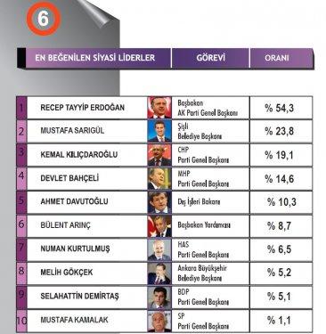Türkiyede siyasi gündem araştırması galerisi resim 7