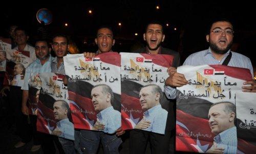 Arap dünyasının en popüler lideri Erdoğan galerisi resim 1