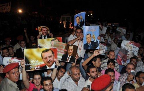 Arap dünyasının en popüler lideri Erdoğan galerisi resim 2