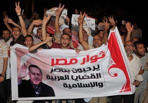 Arap dünyasının en popüler lideri Erdoğan galerisi resim 3