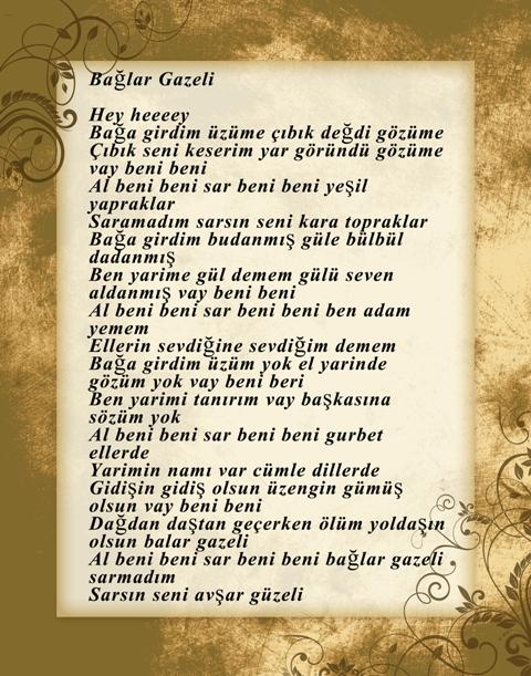 Konya türküleri-şarkıları galerisi resim 10