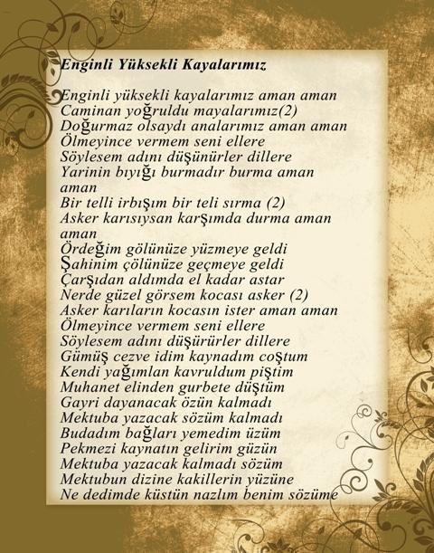 Konya türküleri-şarkıları galerisi resim 14