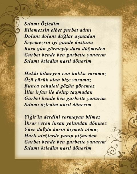 Konya türküleri-şarkıları galerisi resim 18