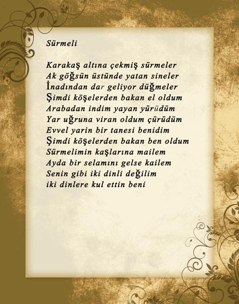 Konya türküleri-şarkıları galerisi resim 21
