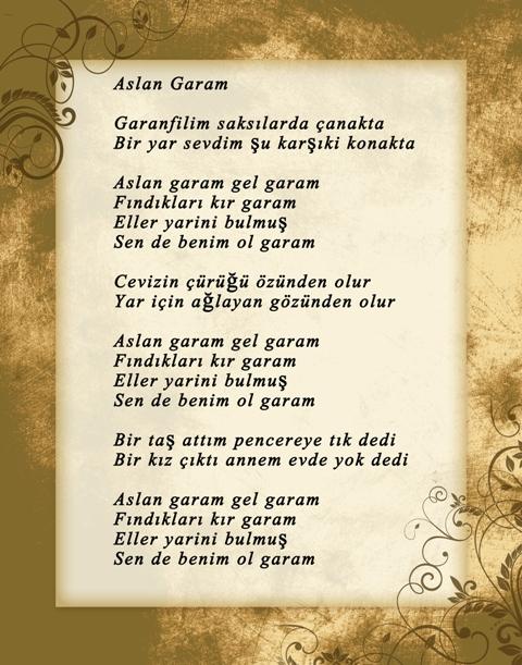 Konya türküleri-şarkıları galerisi resim 8