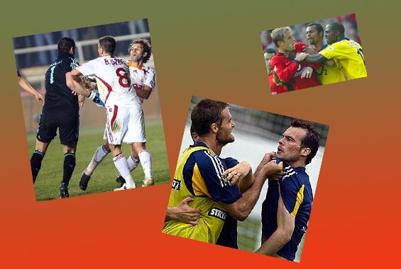 En ünlü futbolcu kavgaları galerisi resim 1