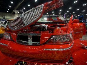 ABD' Modifiye Araç Fuarı