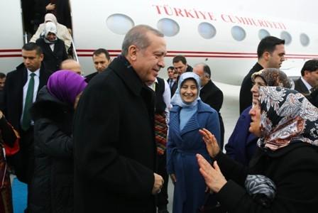Erdoğan Konyalılarla buluştu galerisi resim 1