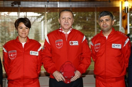 Erdoğan Konyalılarla buluştu galerisi resim 12
