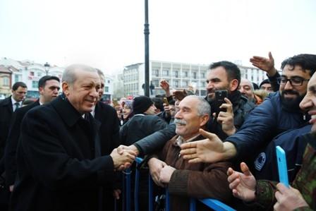Erdoğan Konyalılarla buluştu galerisi resim 23