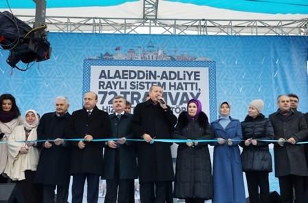Erdoğan Konyalılarla buluştu galerisi resim 25