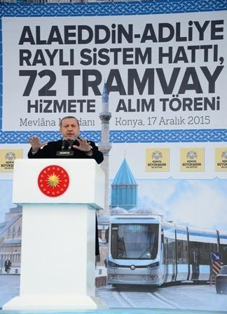 Erdoğan Konyalılarla buluştu galerisi resim 29