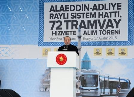 Erdoğan Konyalılarla buluştu galerisi resim 30