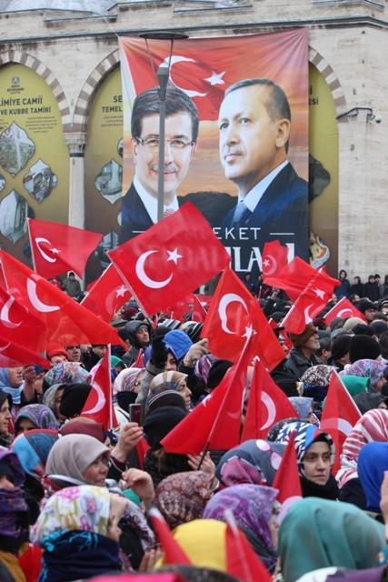 Erdoğan Konyalılarla buluştu galerisi resim 36