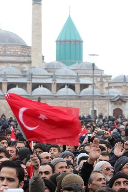 Erdoğan Konyalılarla buluştu galerisi resim 38
