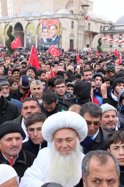 Erdoğan Konyalılarla buluştu galerisi resim 41