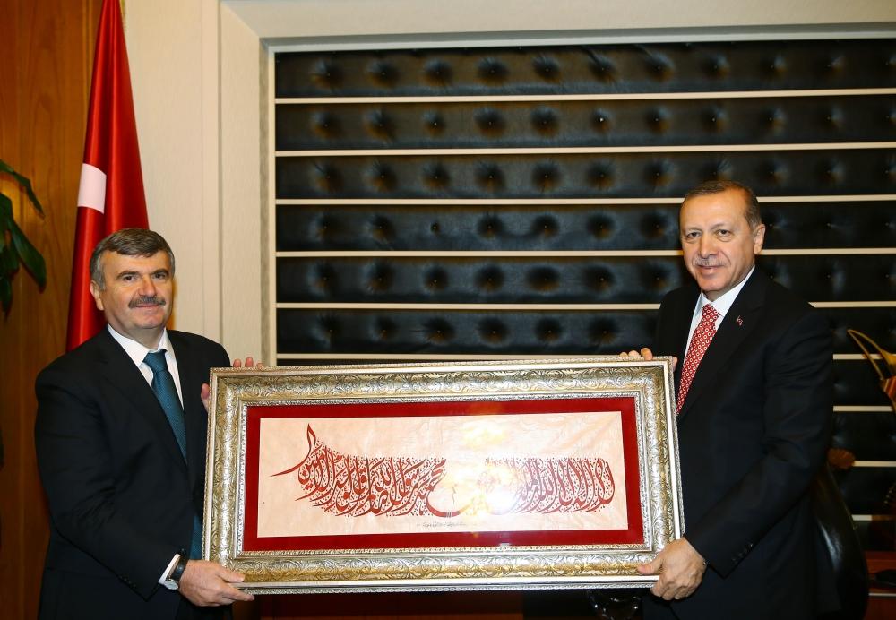 Erdoğan Konyalılarla buluştu galerisi resim 43