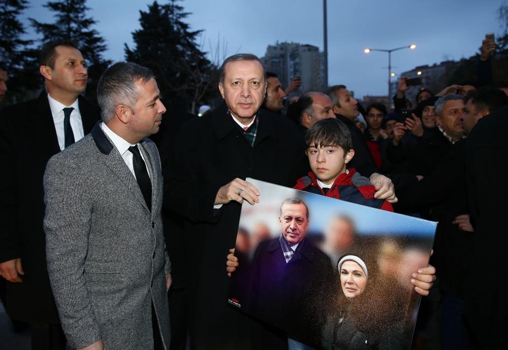 Erdoğan Konyalılarla buluştu galerisi resim 45