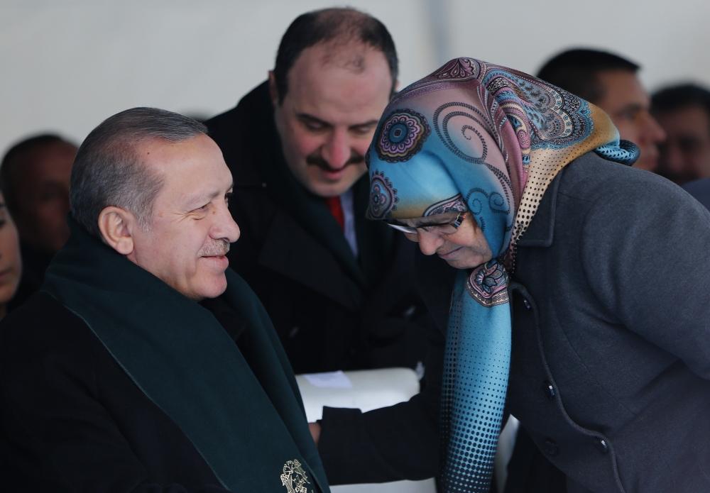 Erdoğan Konyalılarla buluştu galerisi resim 46