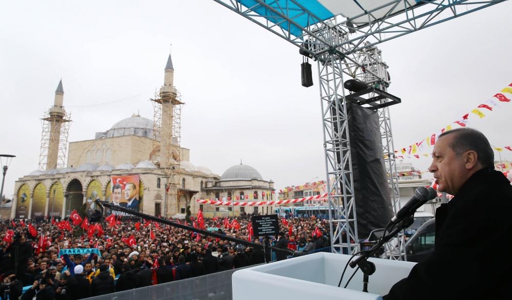 Erdoğan Konyalılarla buluştu galerisi resim 48