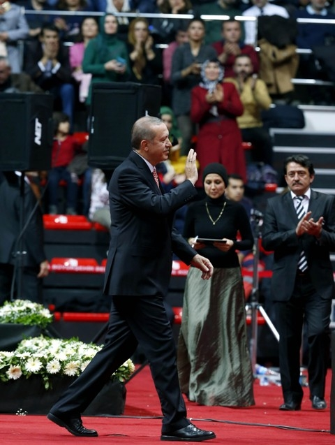 Erdoğan Konyalılarla buluştu galerisi resim 65
