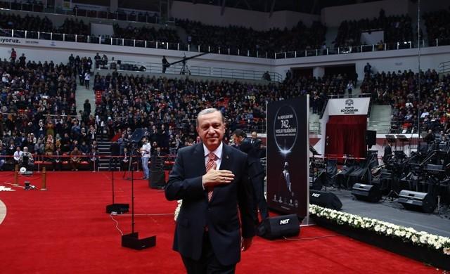 Erdoğan Konyalılarla buluştu galerisi resim 74