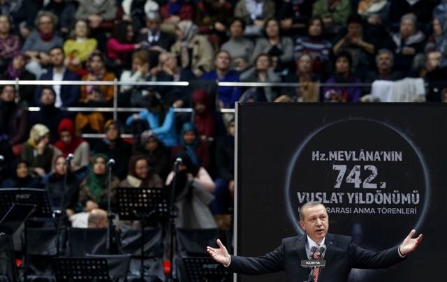 Erdoğan Konyalılarla buluştu galerisi resim 77