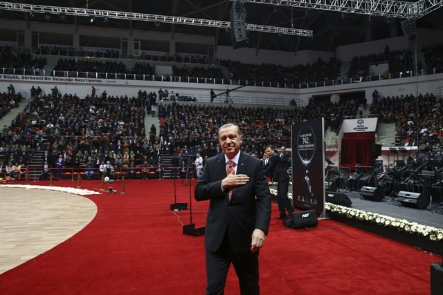Erdoğan Konyalılarla buluştu galerisi resim 78