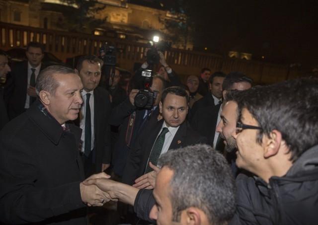 Erdoğan Konyalılarla buluştu galerisi resim 82