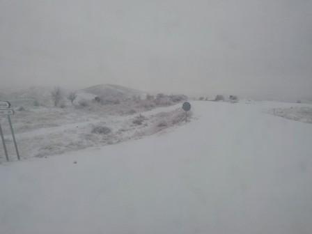 Konya'da kar manzaraları galerisi resim 4