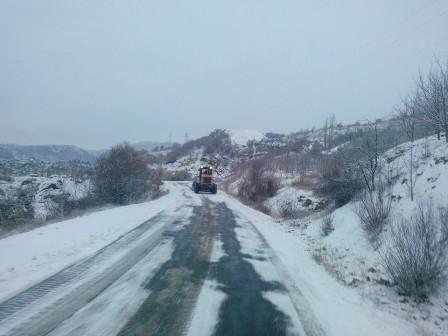 Konya'da kar manzaraları galerisi resim 7