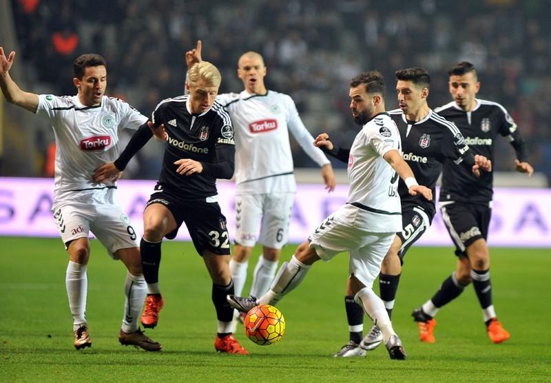 Beşiktaş: 4 - Torku Konyaspor: 0 galerisi resim 14