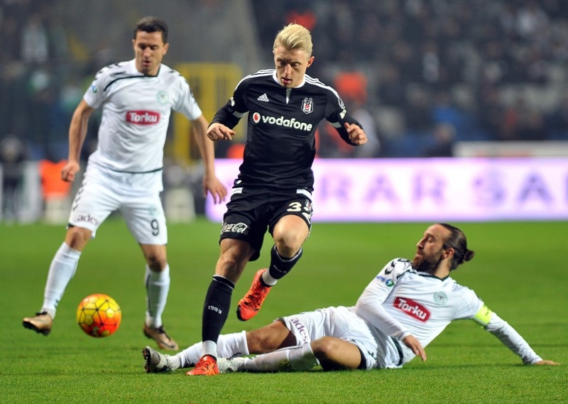 Beşiktaş: 4 - Torku Konyaspor: 0 galerisi resim 15