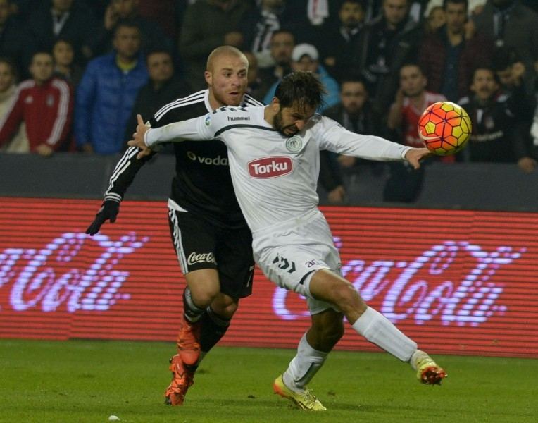 Beşiktaş: 4 - Torku Konyaspor: 0 galerisi resim 17