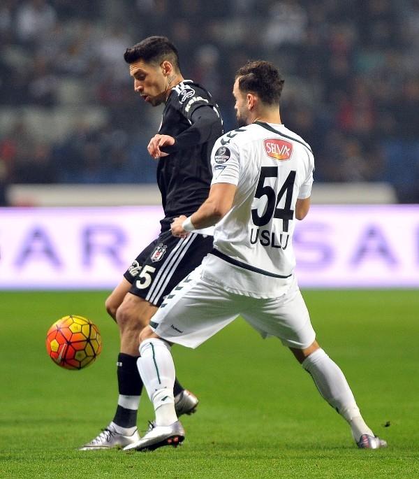 Beşiktaş: 4 - Torku Konyaspor: 0 galerisi resim 20
