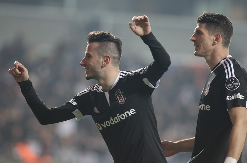 Beşiktaş: 4 - Torku Konyaspor: 0 galerisi resim 22
