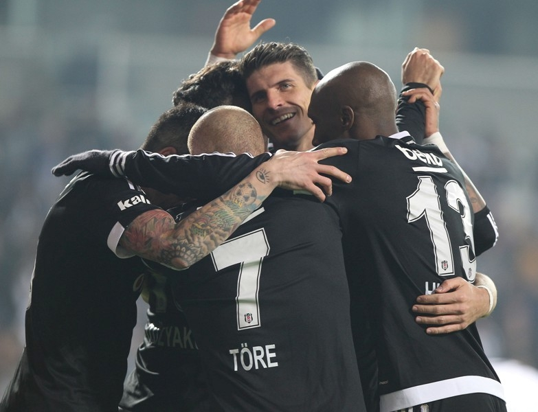 Beşiktaş: 4 - Torku Konyaspor: 0 galerisi resim 23