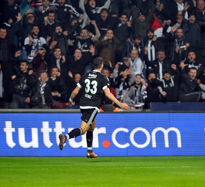 Beşiktaş: 4 - Torku Konyaspor: 0 galerisi resim 25