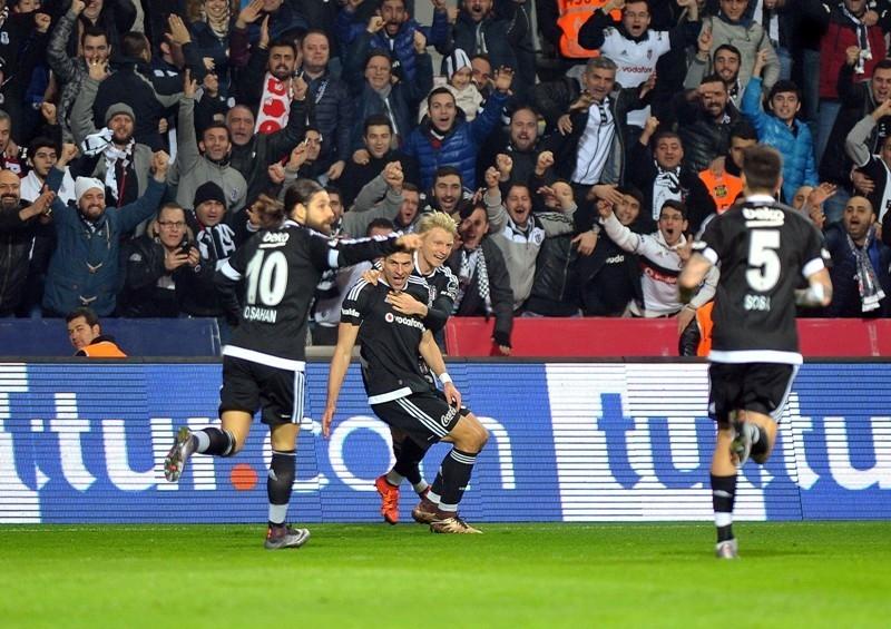 Beşiktaş: 4 - Torku Konyaspor: 0 galerisi resim 26