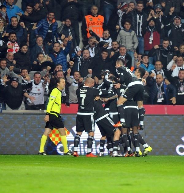 Beşiktaş: 4 - Torku Konyaspor: 0 galerisi resim 29