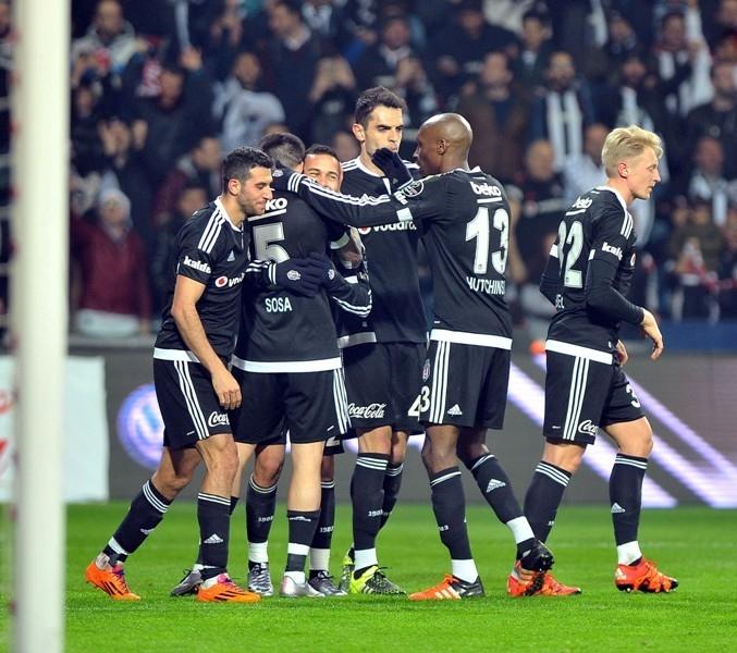 Beşiktaş: 4 - Torku Konyaspor: 0 galerisi resim 38